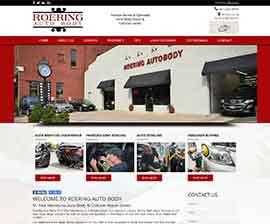 Roering Auto Body</br> St Paul Minnesota