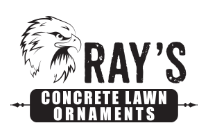 Raus Concrete Lawn Ornaments
