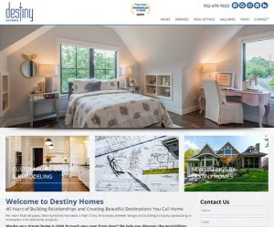 Destiny Homes Luxury Home Builder & Remodeler Wayzata Minnesota