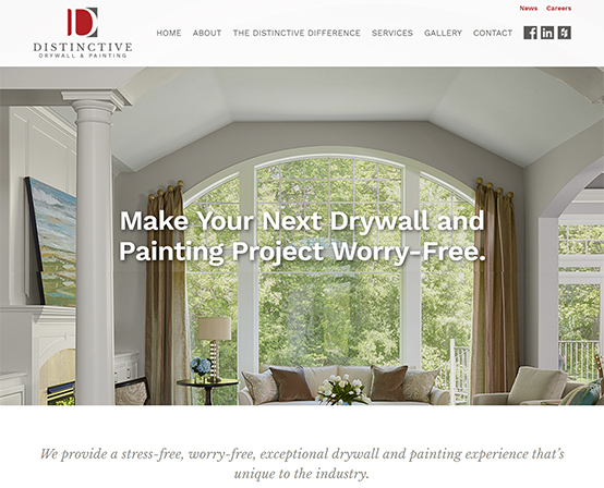 Distinctive Drywall, Inc - Blaine Minnesota